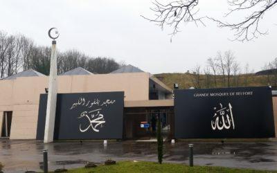 Grande Mosquée de Belfort : L'Islam rencontre l'architecture de Vauban