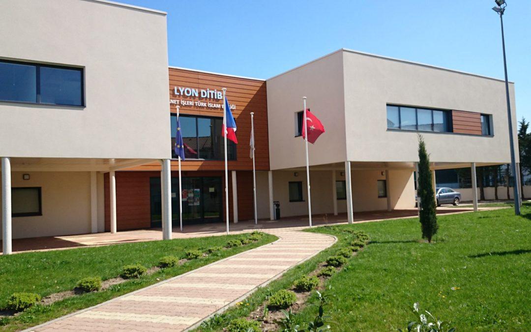 DITIB LYON : À LA RENCONTRE DES MOSQUÉES TURQUES DU RHONE-ALPES