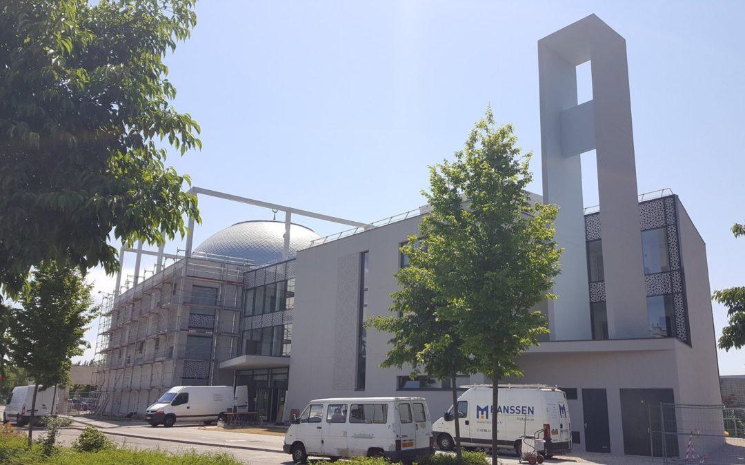 Mosquée de Hautepierre, un ouvrage à l'architecture novatrice