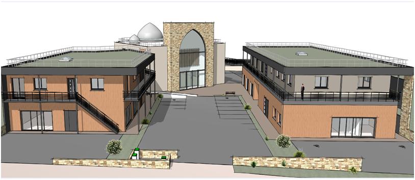 Les Mosquées du Pays de Montbéliard et ses Environs