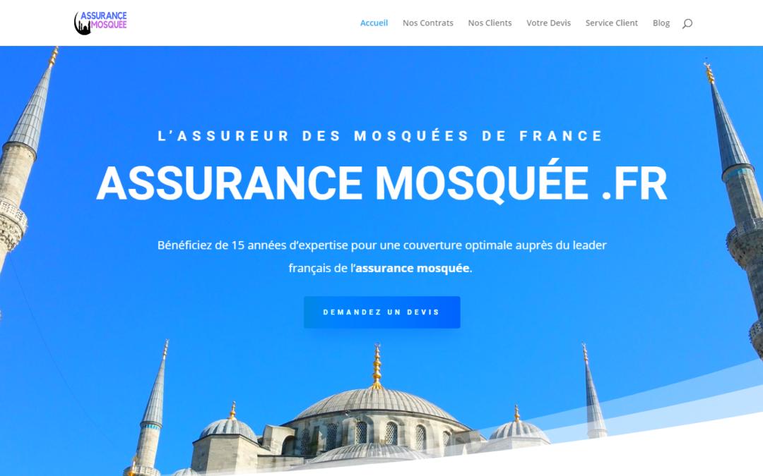 Assurance Mosquée .Fr : L'Assureur des Mosquées Leader en France