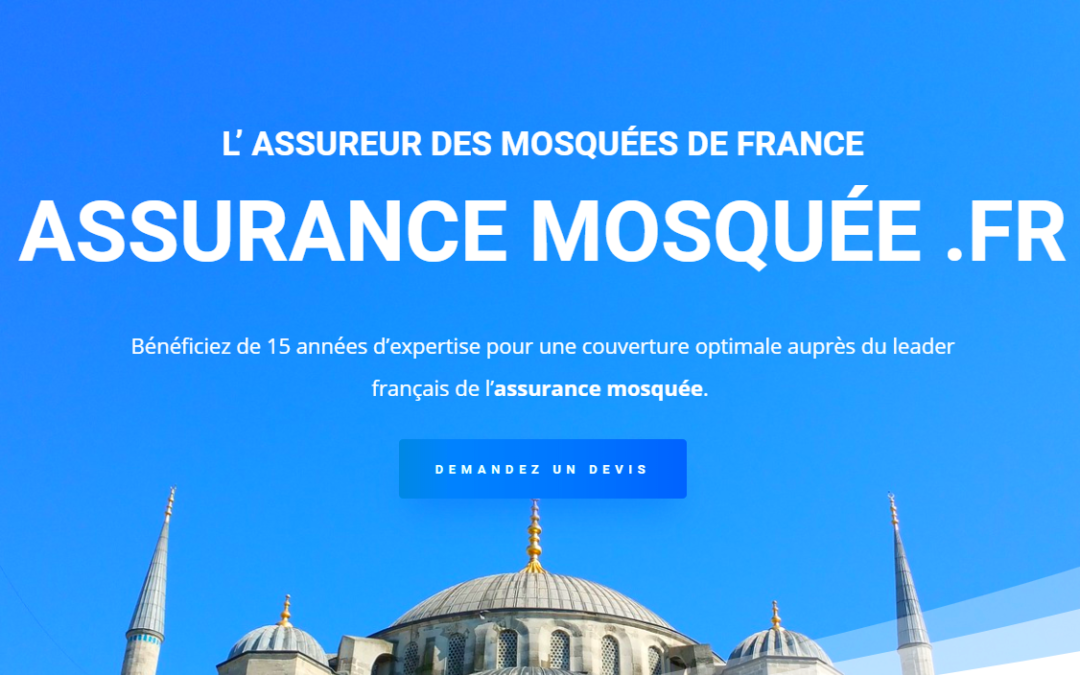 assurances mosquees
