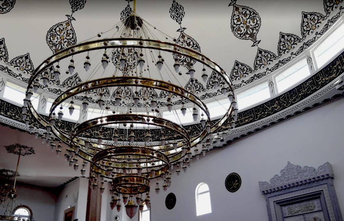 dome, coupole, mosquee, islam, france