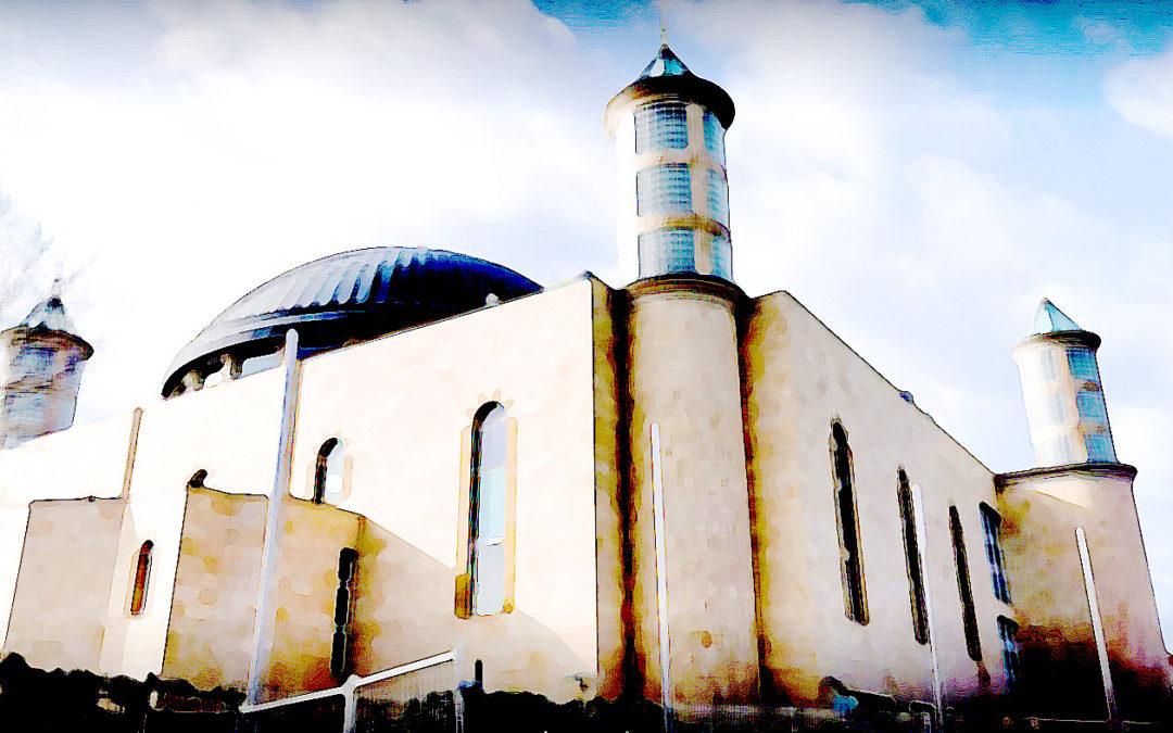 La Grande Mosquee de Lyon Eyüp Sultan, merveille de l'islam en France