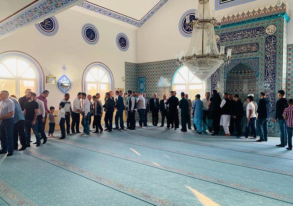 Ville de Sarreguemines : la mosquée de l'association franco-Turque