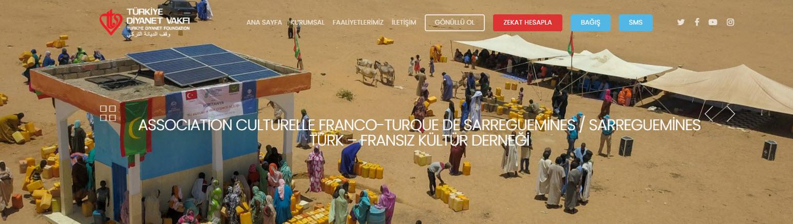 ville de sarreguemines, association franco-turque de Sarreguemines